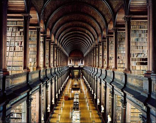 Biblioteca del Trinity College, Dublin