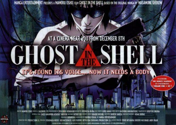 [PELÍCULAS] Existencialistas Ghost_in_the_shellposter