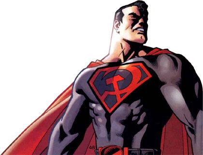 ¿OTRAS CLASE DE SUPERMAN?. Superman_red_son