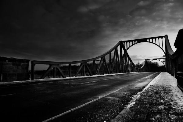 El puente de Glienicke, fotografía de Thomas Blees